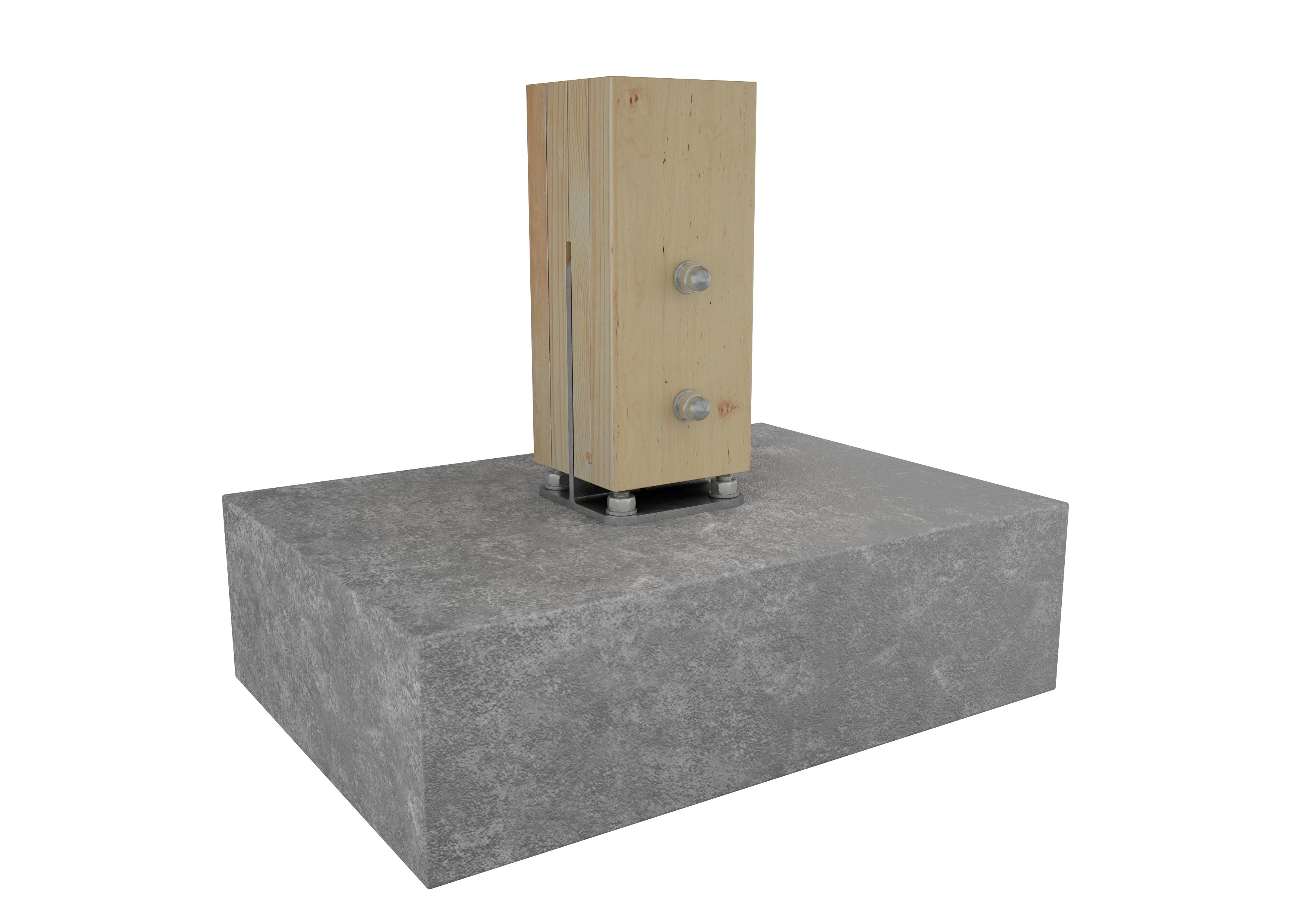T104 - Ancoraggi per pilastri | Soltech - Soluzioni tecniche per l ...
