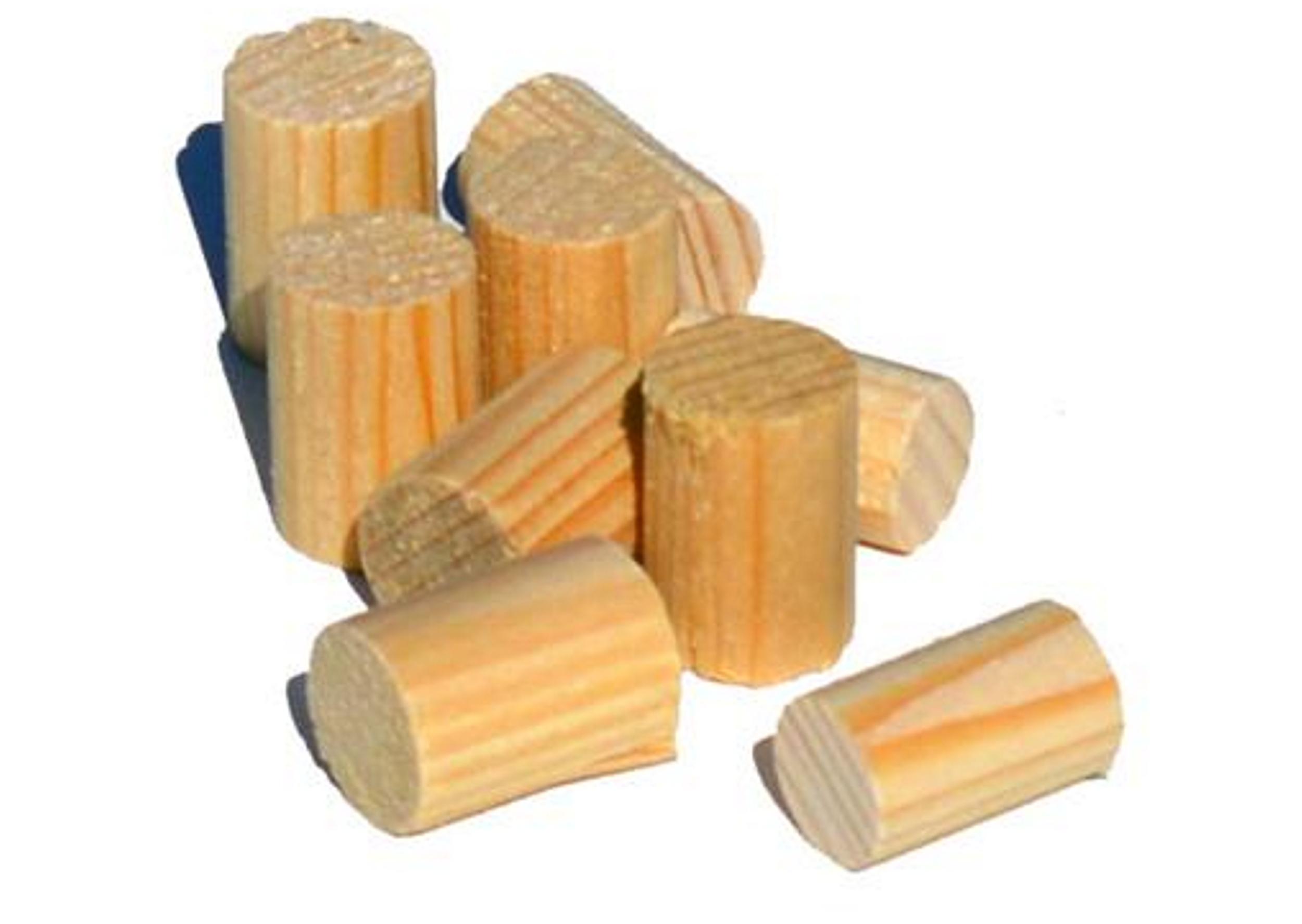 Tappi in legno spessore maggiorato