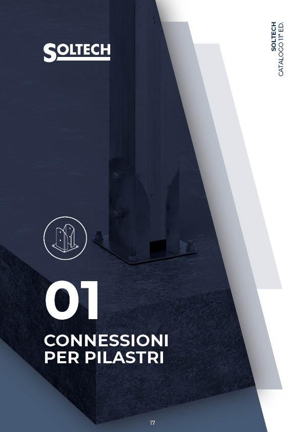 Connessioni per pilastri