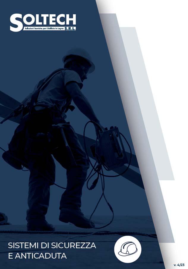 Catalogo Sistemi di sicurezza - Anticaduta