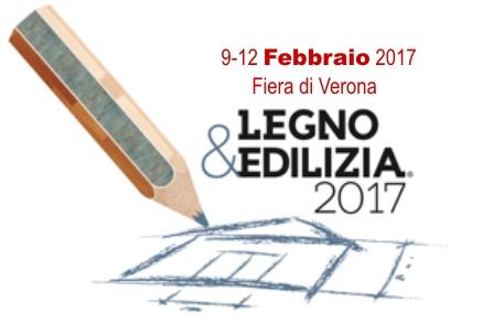 Legno & Edilizia 2017 - Verona