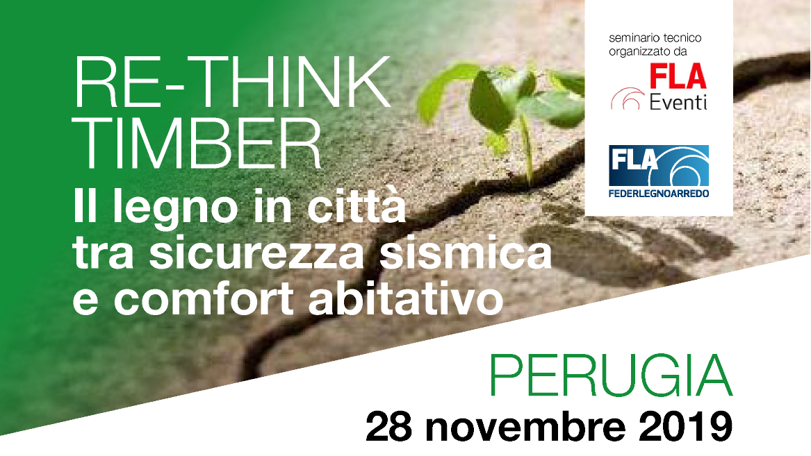 RE-THINK TIMBER PERUGIA